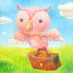 Fly like an owl